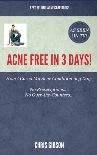 acne free in 3 days book
