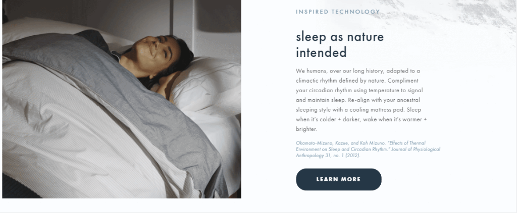 chilipad sleep system